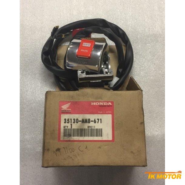 Kontakt start/stop Honda VT1100 Shadow